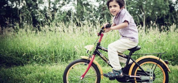 børnecykel