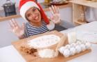 Der bages julekager op til jul
