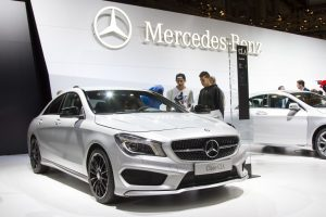 Mercedes-Benz - Mercedes CLA