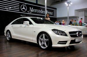 Mercedes-Benz - Mercedes CLS Class