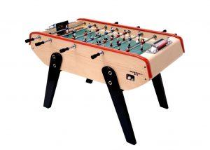 Tyske borde til bordfodbold er sjove - men dette bord er nu fra franske Bonzini