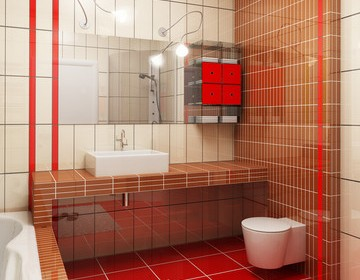 badværelse
